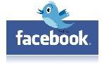 Ahora también en Facebook y Twitter