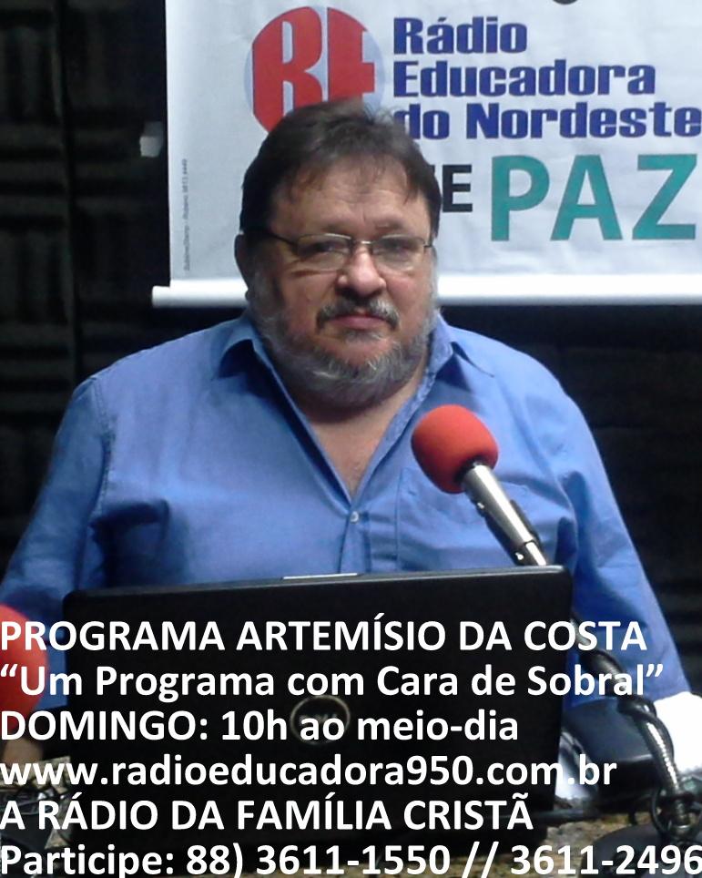 PROGRAMA ARTEMÍSIO DA COSTA