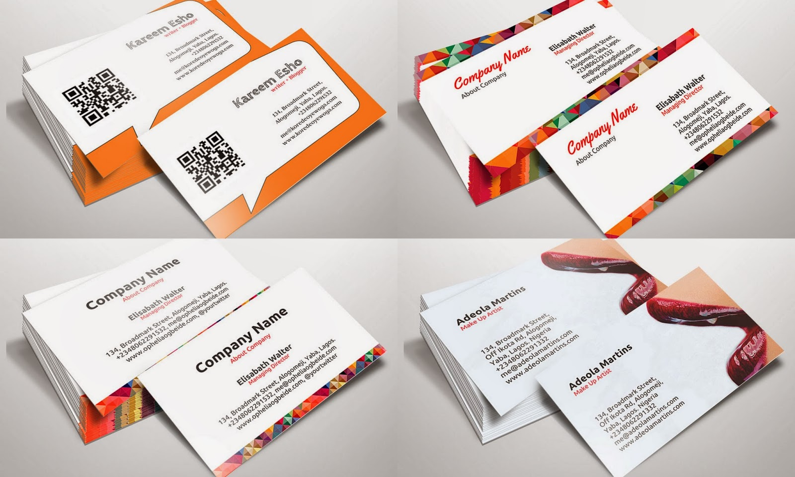 Business Card Printing Osborne Park Image collections - Card Design ...