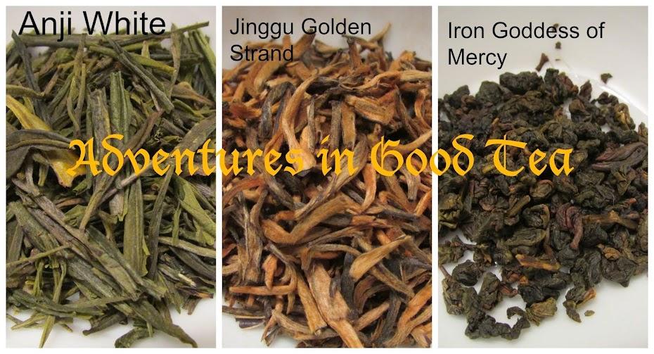 Adventures In Good Tea