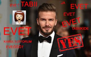 david beckham, evleniyor, evlendi, suheda ozyar, turkiye, oha, ohá, marka, t-shirt, tshirt, istanbul