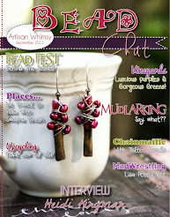 Art Whimsy September bead Chat magazine
