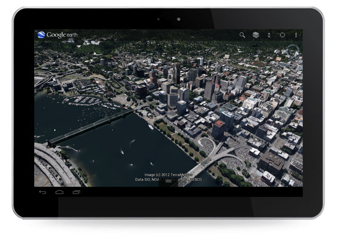 Google Earth on Android Review
