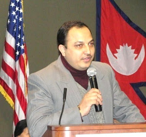 Want to know about President  Ram Prasad Khanal, you can Click in the Photo for more information