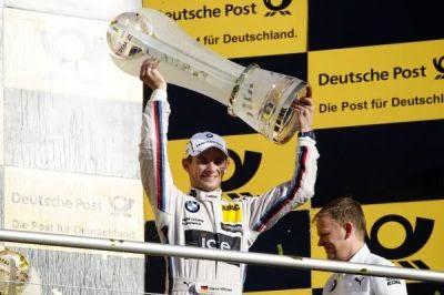 Campionul Wittmann incheie sezonul DTM cu locul al cincilea la Hockenheim