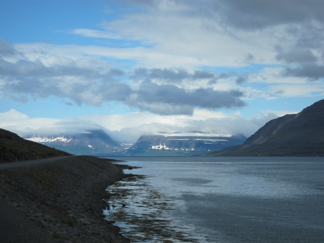 Road Trip Through Iceland Day 11 A Fjord Day And Visit