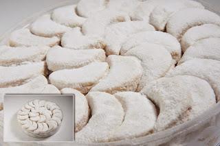 Rahasia Resep Kue Putri Salju Yang Disukai Keluarga