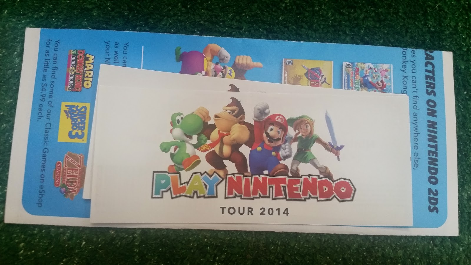 Famous Footwear and Play Nintendo Tour Weekend Recap #FamousFootwear #PlayNintendoTour via www.Productreviewmom.com