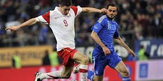 Hasil Pertandingan Polandia vs Yunani 8 Juni 2012