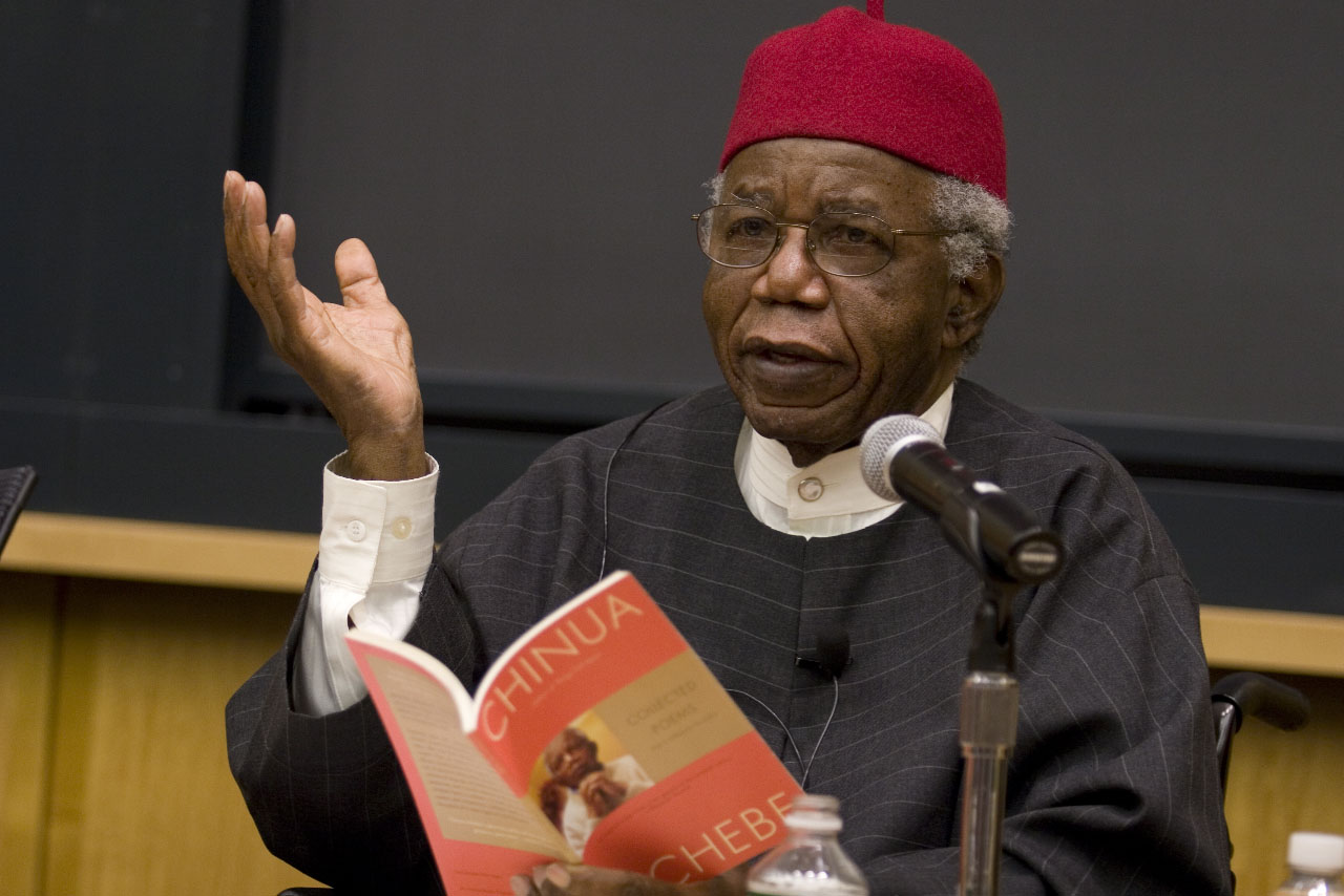 colonialism in africa in chinua achebes things fall apart Of modernity put to africa by colonialism was a healthy one moreover, while he decried the ways that colonialism disempowered chinua achebe things fall apart.