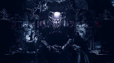 Still of the Riddick motion comic
