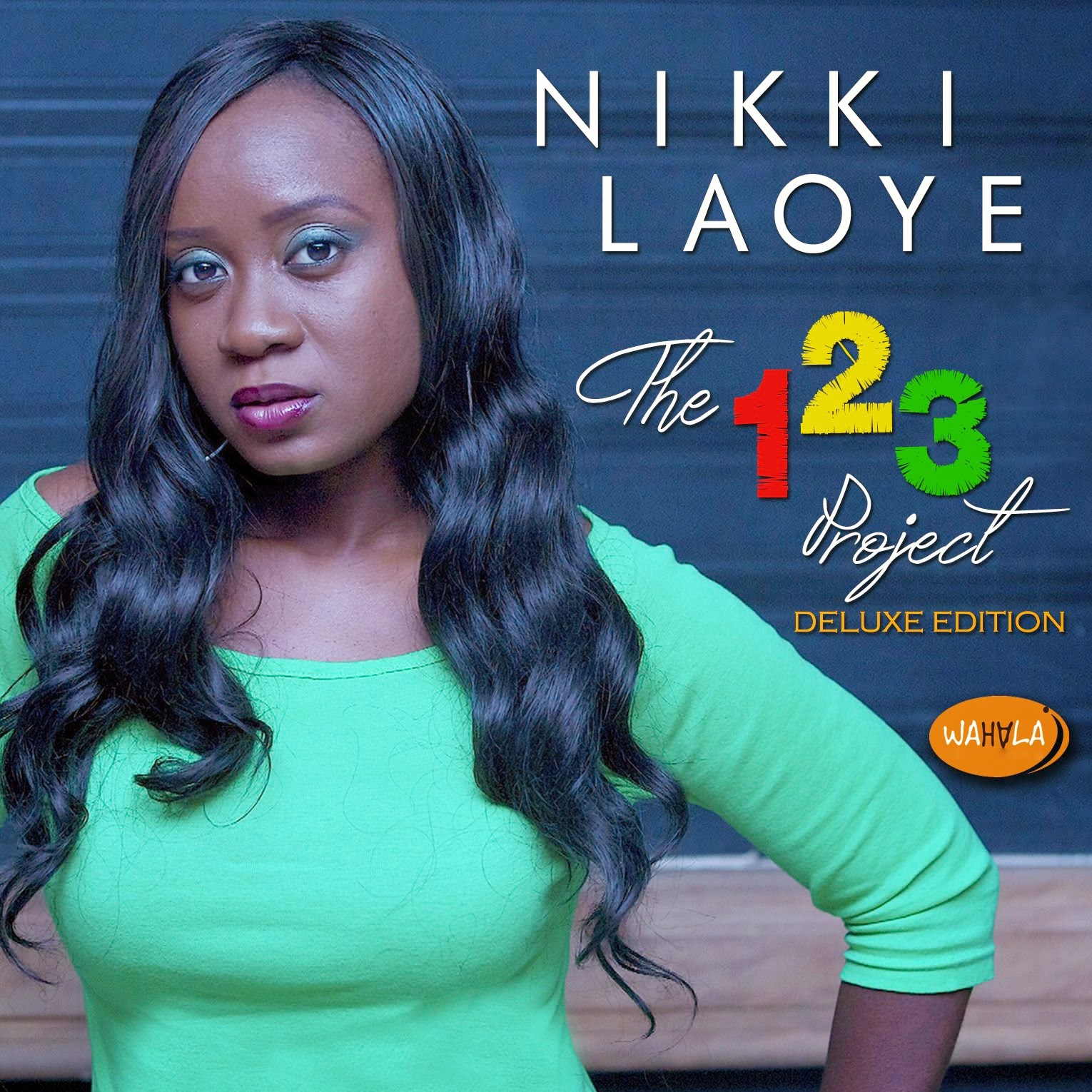 "Get Nikki Laoye's ""The 123 Project"" Album"