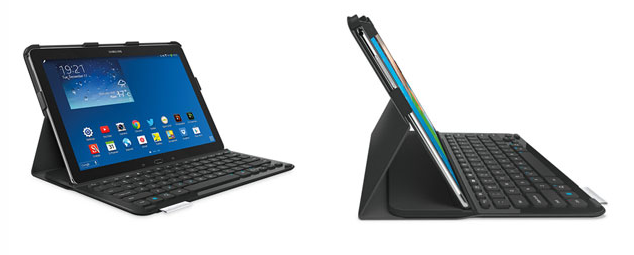 Accessories: Logitech Pro Keyboard Case for Galaxy Tab Pro / Note Pro 12.2