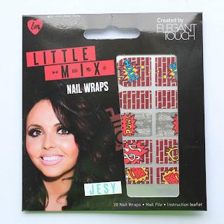 Little Mix Jesy Nail Wraps