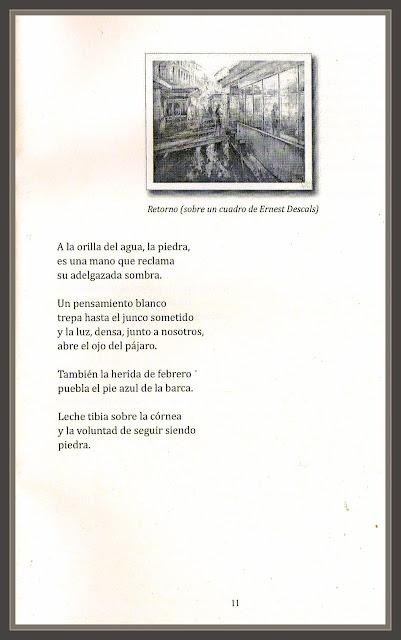 VENECIA-VAPORETTO-POESIA-LIBROS-PINTURA-PINTOR-ERNEST DESCALS