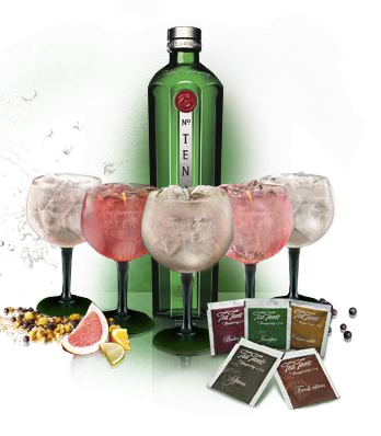 TANQUERAY TEA TONIC