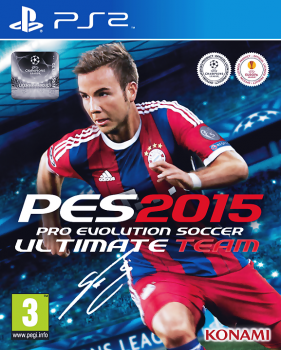 Download Pro Evolution Soccer 2015 PS2 ISO