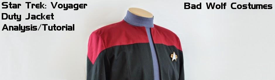 Star Trek: Voyager Jacket Analysis/Tutorial