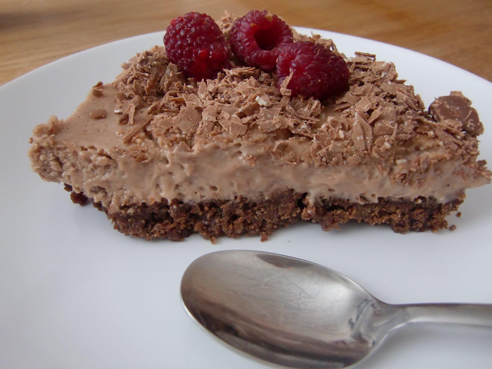 cheesecake choklad jennys