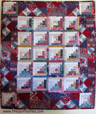 FREE LOG CABIN CROCHET PATTERNS | Easy Crochet Patterns