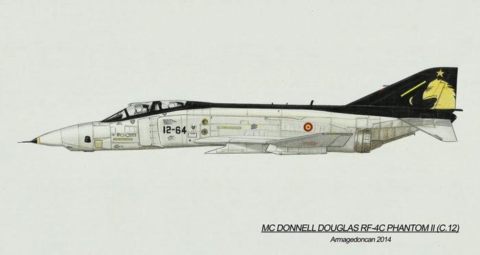 Los dibujos de Armagedoncan Armagedoncan+RF-4C+PHANTOM+II
