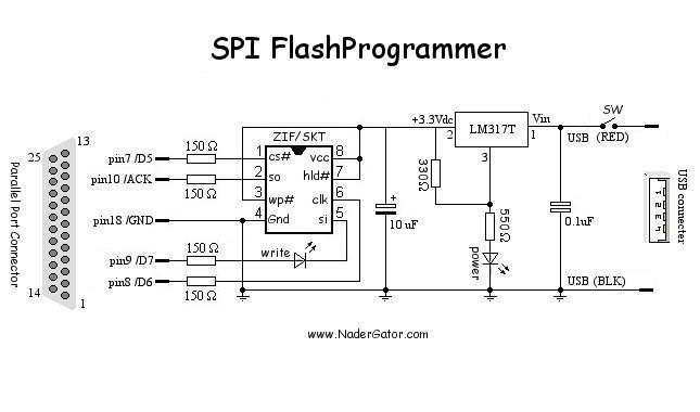 Программатор своими руками flash 2