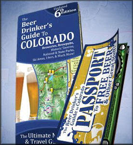 Beer Drinker's Guide To Colorado Map