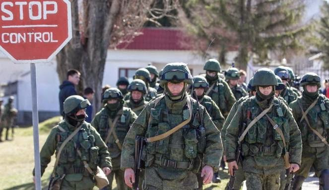 Baku Tembak Tewaskan Lima Orang, Ukraina-Rusia Saling Tuding