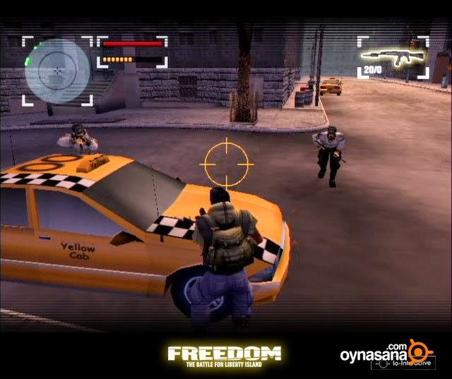 شرح تحميل اللعبة الرائعة Freedom Fighters 1 مضغوطة بحجم صغير