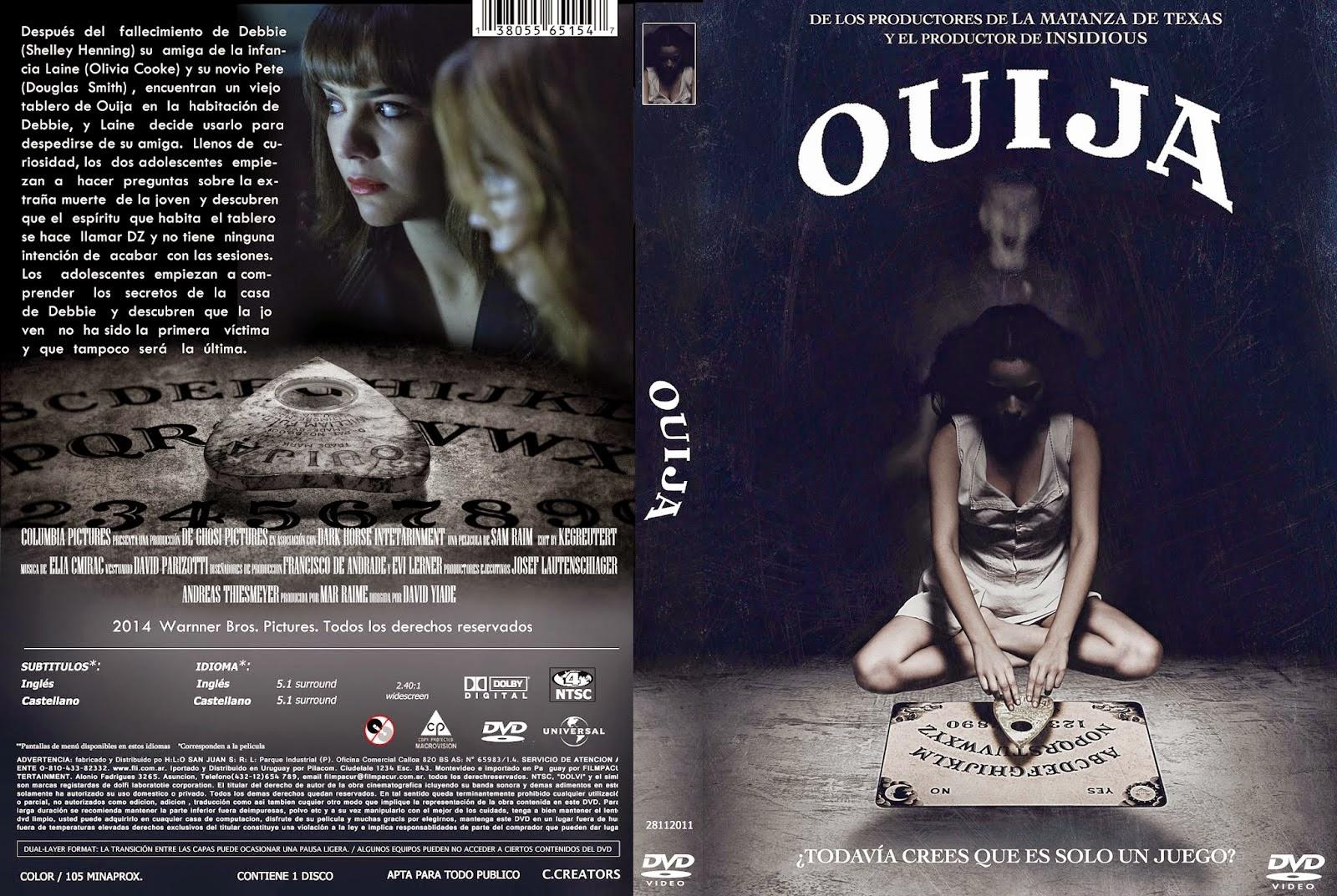Ouija DVD 2014