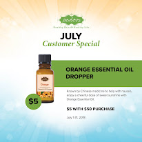 July   Customer Special
