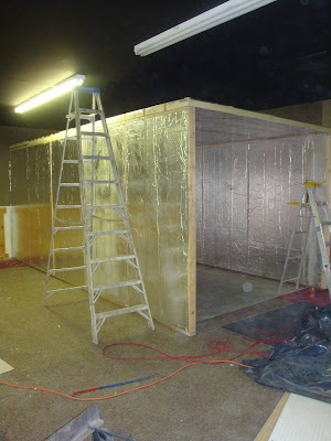Insulated Wall Panels - Billman Cooler Panels - RAY-CORE