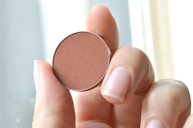 Makeup Geek Cocoa Bear Swatch Review