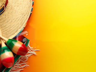 Cinco de Mayo PowerPoint Background