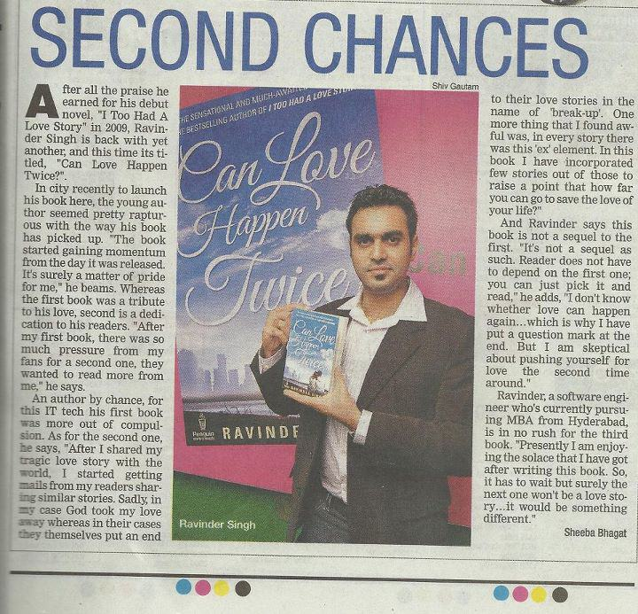 download pdf of book can love happen twice by ravinder singh