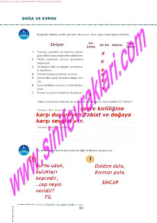 6.Sinif  Turkce Doku Yayinlari Ogrenci Calisma Kitabi Sayfa 80