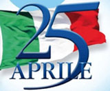 Logo 25 aprile