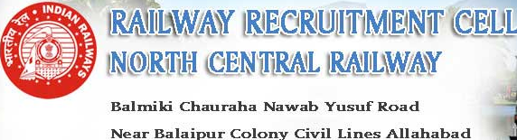 railway recruitment cell rrc north central railway ncr allahabad has