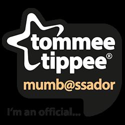 I Am A Tommee Tippee Mumbassador