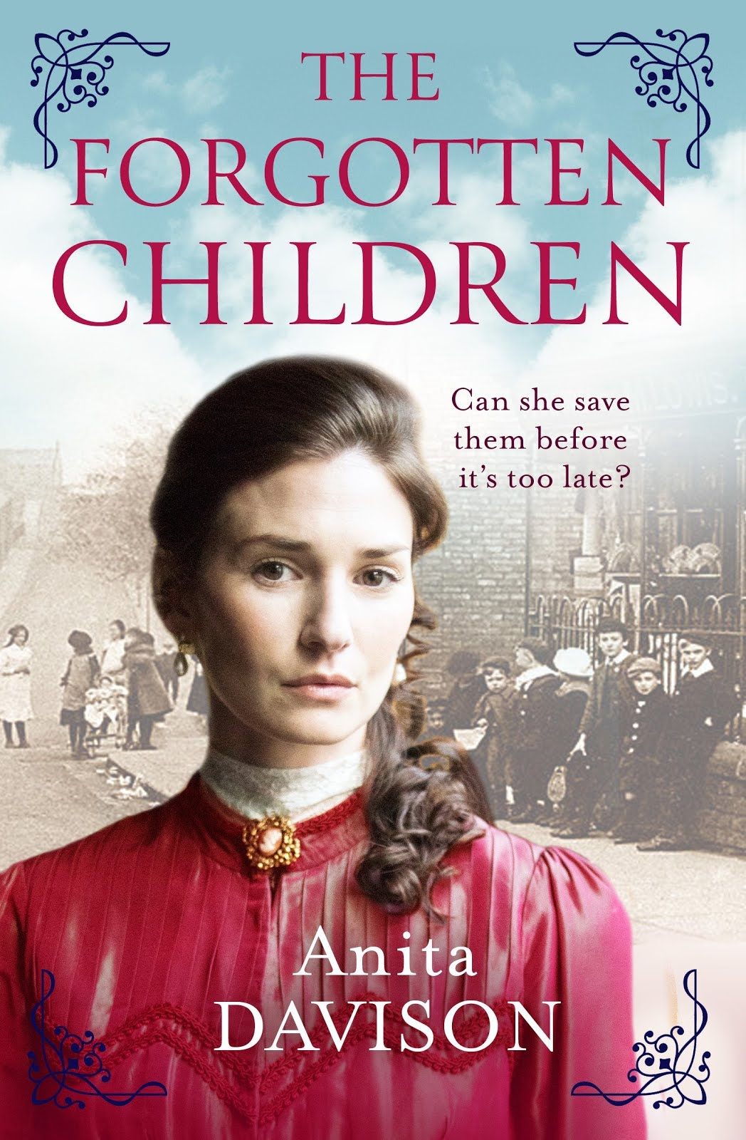 The Forgotten Children by Anita Davison