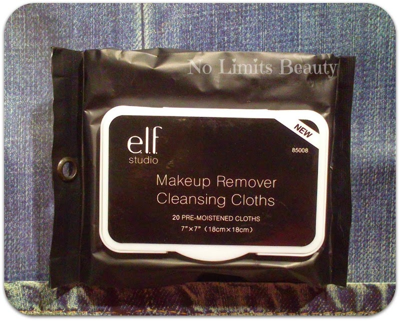 E.L.F. Cosmetics, Makeup Remover Cleansing Cloths