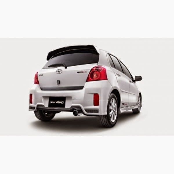 add on Toyota Yaris Fungressive 11-13