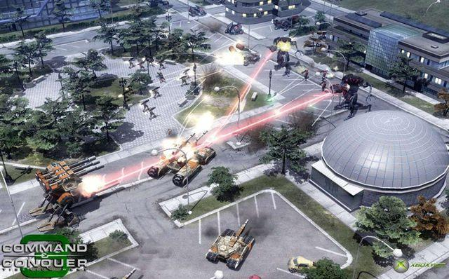 Command y Conquer 3 Tiberium Wars PC Full Español