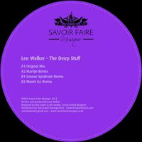Lee Walker The Deep Stuff Savoir Faire Musique
