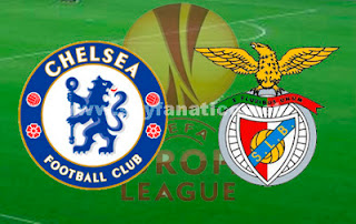 Chelsea vs Benfica - Final Europa League 2013