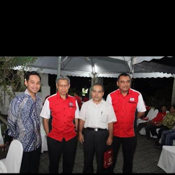 PAJAR JELI DINNER WITH YB DSMM 2013