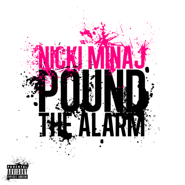 Nicki Minaj Pound The