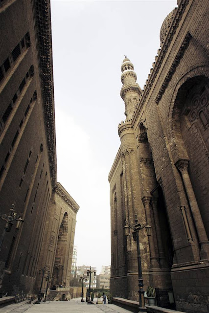 mosque-madrasa of Sultan Hassan