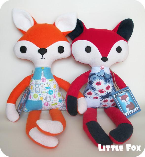 игрушка лисичка, игрушки ручной работы, лиса