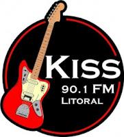 Rádio Kiss FM Litoral de Mongaguá - Santos ao vivo